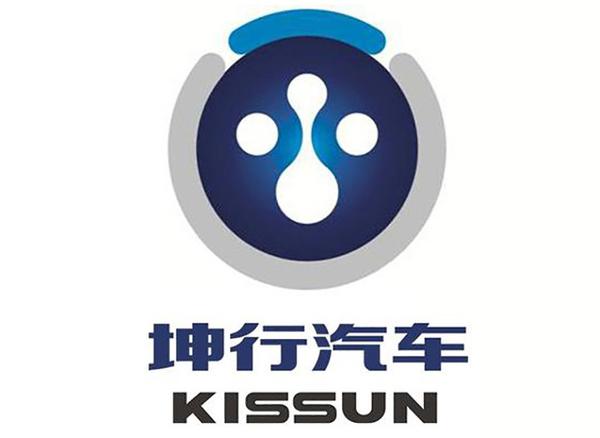 坤行汽车公布新logo 首款推纯电动小型suv