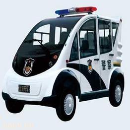 跃迪电动警用巡逻车J4