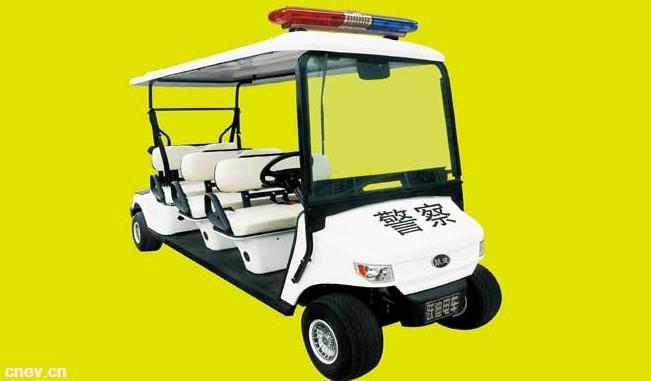 跃迪G系列电动巡逻车