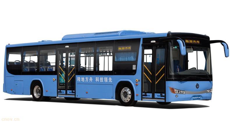 海洋方舟10米/12米纯电动公交车