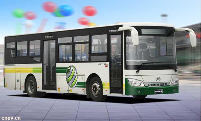 安凯公交HFF6101G03EV(快换)
