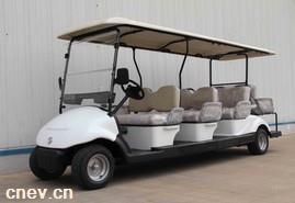 东风八座高尔夫球车EQ9062V8