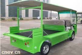 双排座货车(EQ8111-SHC)