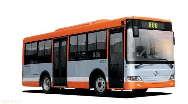 金旅XML6765系列混淆动力都会客车