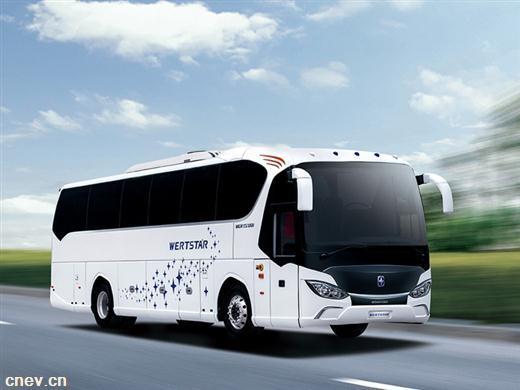 亚星YBL6110HEV混合动力客车