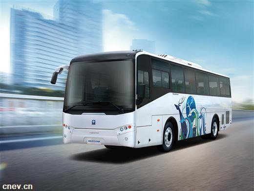 亚星YBL6117GHEV混合动力城市客车