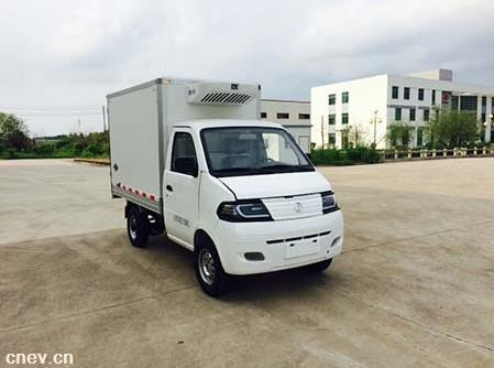 奥新B15M2X1纯电动冷藏运输车