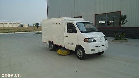 奥新B15M1T1系列纯电动扫路车