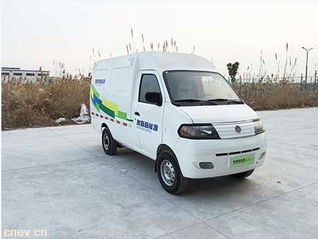 奥新B15M2X2系列纯电动厢式运输车