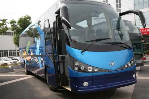 安凯HFF6127K46EV
