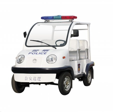 澳柯玛8座电动巡逻车