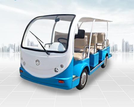 澳柯玛十座电动观光车