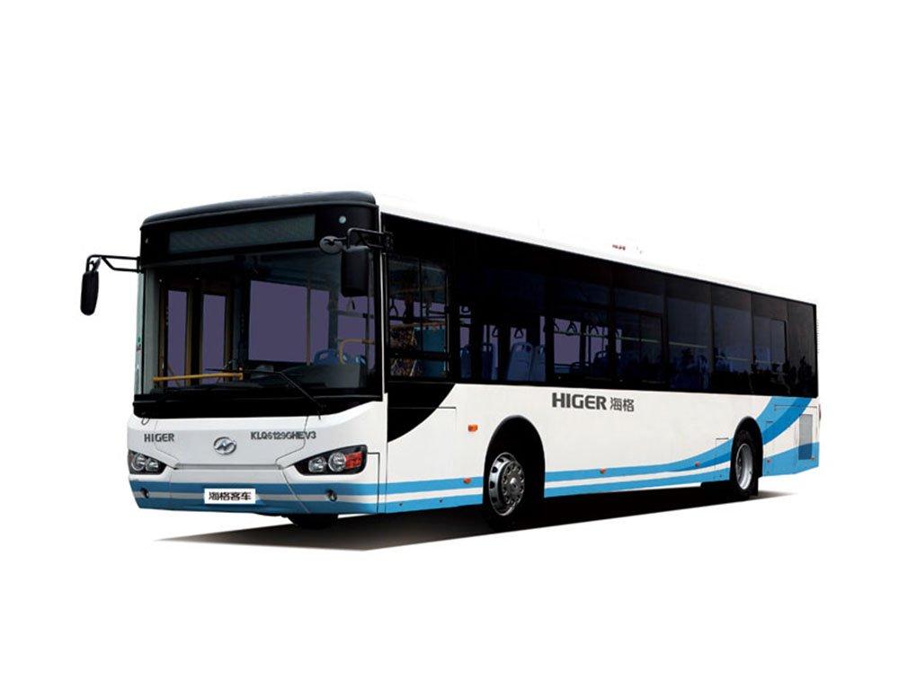 海格混淆动力节能公交