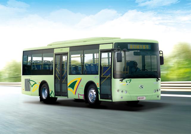 金龙纯电动公交