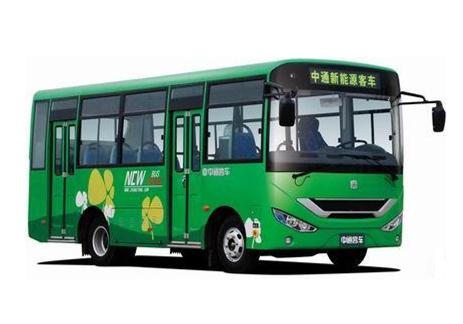 中通新动力公交