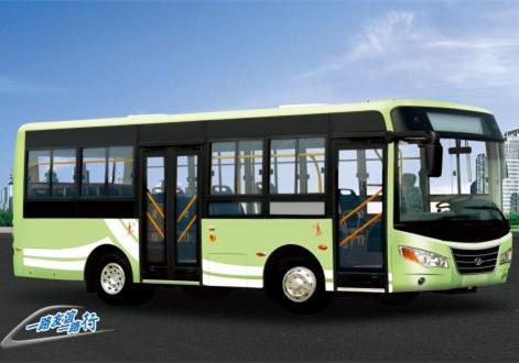 情谊公交巴士