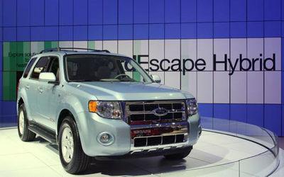 福特Escape Hybrid