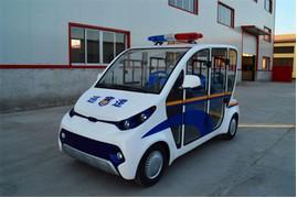 国宏纯电动巡逻车GD6-X4F