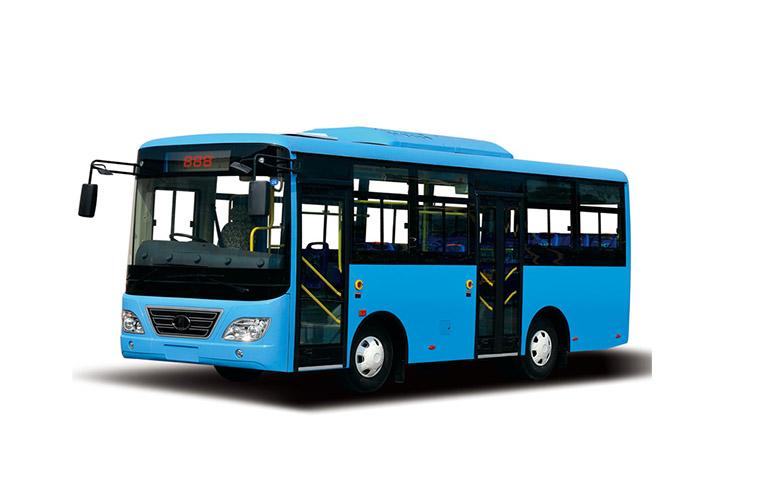 牡丹8米31座纯电动公交车
