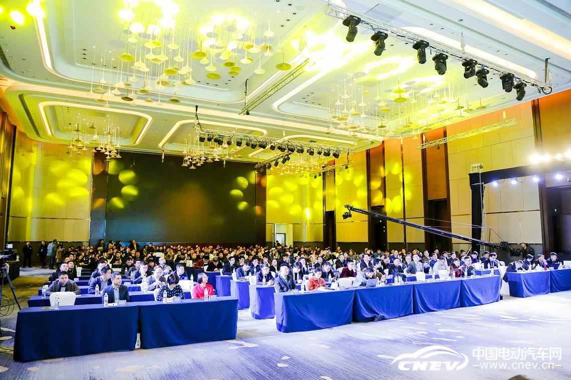 2019小型电动汽车产业高峰论坛暨第四届小型电动汽车年度颁奖盛典