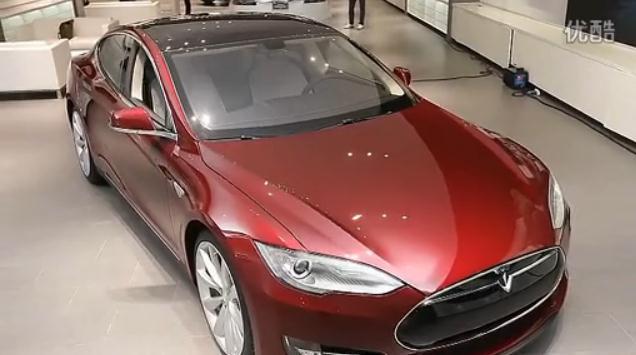 特斯拉Tesla Model S电动汽车中文高清详解