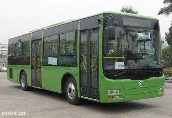 XML6105混合动力客车