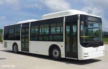 XML6115混合动力客车